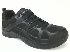 KEEN Mens ASTM F2892-11 Black Utility Work Shoes US 11.5 UK 10.5 EU 45 NWOB