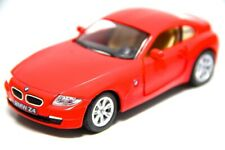 "5"" Kinsmart BMW Z4 Coupe Hardtop Diecast Model Toy Car 1:32 Red"