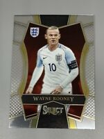 Wayne Rooney 2016-17 Panini Select Mezzanine Level #159 England 🏴󠁧󠁢󠁥󠁮󠁧󠁿