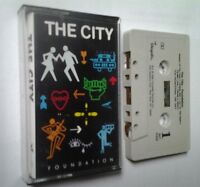 """""""Foundation"""" by The City Rare Promo Cassette"""