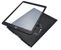 LCD + DIGITIZER für Apple iPad 2017 A1822 A1823 Schwarz Touchscreen Display