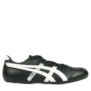 Chaussures Baskets Onitsuka Tiger homme Whizzer Lo taille Noir Noire