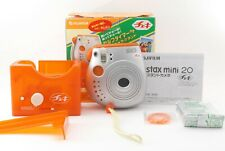Fujifilm Instax mini 20 Cheki instant Camera + Stand from japan eXcellent+++