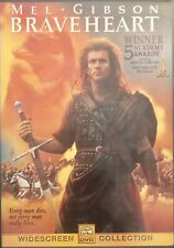 Braveheart (Official AMERICAN Region 1 DVD) Free UK Post