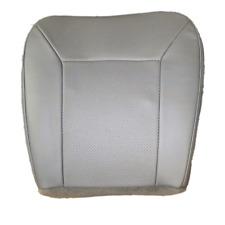 03-14 E150-E250,Cargo VAN V8 GAS Perforated Driver Bottom Vinyl Seat cover  GRAY