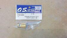 21913300 O.S. Engine - Cylinder & Piston Assembly 21TM