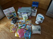 BABY BUNDLE. NEW. T. TIPPEE BOTTLES, SUN SHADES, NASAL ASPIRATOR, THERMOMETER ++