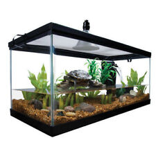 Aquarium Tank Kit Reptile Turtle Frog Lizard Snake Exo Animal Habitat
