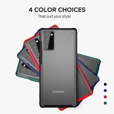 Samsung Galaxy Note 20/Ultra Case Rugged Armor Slim Shockproof Bumper Cove