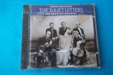 """ELVIS COSTELLO & THE BRODSKY QUARTET """" THE JULIET LETTERS"""" CD  NUOVO SIGILLATO"""