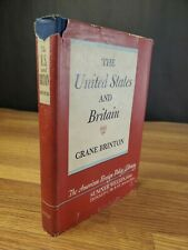 1945 The United States and Britain American Foreign Policy Harvard University Pr