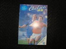 Away Teams Chelsea Division 1 Football Programmes