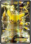 POKEMON CARD XY GENERATIONS PIKACHU EX XY124 JUMBO PROMO RARE SHINY TCG NEW