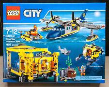 LEGO City Deep Sea Operation Base (60096) New Sealed Box
