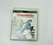 Shaun White Skateboarding For PlayStation 3 PS3