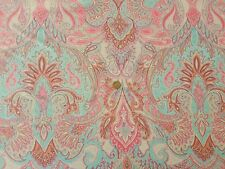 Fleur de lys style imprimé floral stretch polyester filé Jersey Simple en tricot
