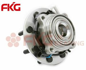 FKG 515088 Front Wheel Bearing and Hub Assembly for GM 3500 Trucks (4WD Only)