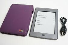 Kindle Touch D01200 Ebook E Book Reader Amazon E-Reader WLAN MP3 Touchscreen