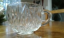 Anchor Hocking punch bowl glasses