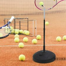 Tennis Training Tool Exercise Tennis Self-study Rebound Ball Trainer Baseboard