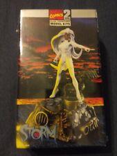 "Storm from Marvel Comics X-Men 10"" Tall Glue Kit (Toy Biz, 1996) Sealed Vintage"