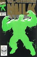 INCREDIBLE HULK #377 Second Printing 1991 Marvel Comics 1st app Professor Hulk