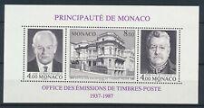 T6381 - MONACO - Bloc N° 39 Neuf**