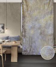 Rideau Batik brun et beige (col.8)