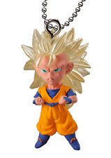 Dragon Ball Super UDM The Best 14 Super Saiyan 3 Son Goku Figure Keychain