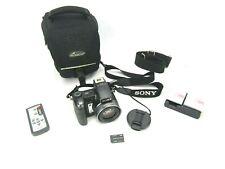 Sony Cyber-shot DSC-H7 8.1MP Digital Camera w/ Accessories & Promaster Bag