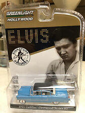 Greenlight 1/64 ELVIS 1955 Cadillac Fleetwood Series 60  Hollywood Series 16