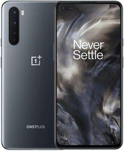 "OnePlus Nord 5G AC2003 128GB/8GB 6.44"" Amoled GSM Factory Unlocked, Onyx Gray"