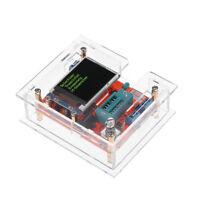 Signal Generator Tools Component Tester Transistor Diode Capacitance ESR Meter