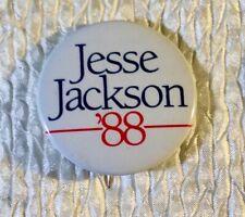 Jesse Jackson 88 Button