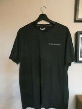 New listing Under Armour Heatgear Running Gym T Shirt Mens Large Black Grey