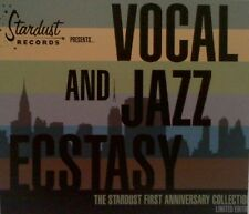 VOCAL AND JAZZ ECSTASY - STARDUST FIRST ANNIVERSARY COLLECTION