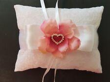 Cuscino portafedi matrimonio pillow wedding