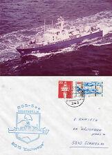 GERMAN Patrol Boat wanfried-BGS 15 A Navi inseriti nella cache COPRI e una piccola immagine