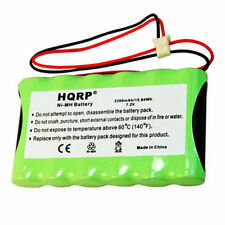HQRP Battery for Apxalarm LYNXRCHKIT-HC LYNXCHKIT-SC