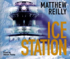 Ice Station by Matthew Reilly (CD-Audio, 2003)  Read by Steven Pacey