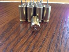 40 S&W Brass Bullet Push Pins Thumb Tacks Cork Board Pins