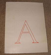 THE R.C.A. EXHIBITION. Royal Canadian Academy of Arts 18801980. Winnipeg Art Gal
