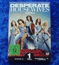 Desperate Housewives Season 6.1, DVD Box Staffel