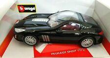 Auto di modellismo statico Bburago per Peugeot