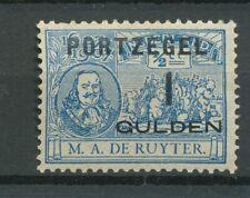 Nederland Port   43 postfris