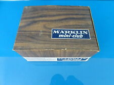 Marklin 6731 Transformer 220 v. 50 Hz 12 VA DC for Mini Club Z gauge