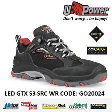 UPOWER SCARPE LAVORO ANTINFORTUNISTICA LED GTX S3 SRC WR U-POWER GO20024