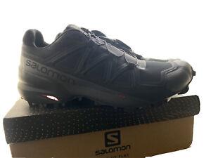 Mens Salomon Speedcross 5 Trail Running Shoe - 10.5
