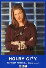 Holby City Television Certified Original Autographs
