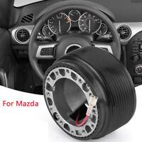 Steering Wheel Racing Hub Adapter Boss Kit For MAZDA 323 MIATA MX3 MX5 MX6 RX7
